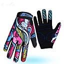 cheap Motorcycle Gloves-Sports Gloves Bike Gloves / Cycling Gloves Keep Warm Wearproof Anti-skidding Reduces Chafing Full-finger Gloves Cotton Fibre Lycra