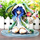 billige Anime actionfigurer-Anime Action Figurer Inspirert av Date A Live Yoshino PVC 16 cm CM Modell Leker Dukke