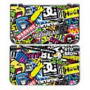 رخيصةأون أحذية لاتيني-B-SKIN NEW3DSLL USB الحقائب، وحالاتوالجلود لاصق - نينتندو 3DS LL الجديد (XL) حداثة لاسلكي #