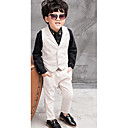 cheap Wedding Decorations-Toddler Boys' Solid Colored Long Sleeve Long Pants / Suit & Blazer