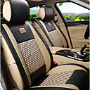 cheap Car Interior Mats-Car Seat Covers Seat Covers Black Beige Coffee Business for universal