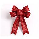 abordables Decoraciones Navideñas-Decoraciones de vacaciones Animales Adornos / Etiquetas para Regalo Fiesta / Halloween / Navidad Plata / Morado / Rojo