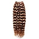 economico Onde di capelli veri-Indiano Riccio 8A evidenziato capelli Tessiture capelli umani Estensioni dei capelli umani