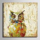 halpa Maisema maalaukset-Hang-Painted öljymaalaus Maalattu - Eläimet European Style Moderni Kangas