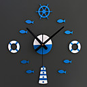 preiswerte Modische Halsketten-Modern/Zeitgenössisch Acryl Glas Kreisförmig Neuheit Innen/Aussen,AA