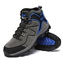 זול הנעלה ואביזרים-ZL02 בגדי ריקוד גברים / בגדי ריקוד נשים / יוניסקס נעלי טיולי הרים / נעלי הרים צעד נגד החלקה / TPR / Vibram דיג / צעידה / טיפוס עמיד למים,