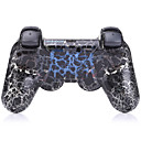 Χαμηλού Κόστους Αξεσουάρ PS3-Ασύρματη Ελεγκτές παιχνιδιών Για Sony PS3 ,  Bluetooth / Χειριστήριου Παιχνιδιού / Επαναφορτιζόμενο Ελεγκτές παιχνιδιών ABS 1 pcs μονάδα