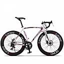 baratos Bicicletas-Bicicletas de estrada Ciclismo 14 velocidade 26 polegadas / 700CC SHIMANO A050 Freio a Disco Duplo Sem Amortecedor Manocoque / Garfo Rígido Traseiro Comum Liga de alumínio