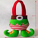 preiswerte Weihnachtsdeko-Weihnachtsdekorationen der Elfen Tasche