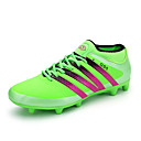 cheap Bakeware-Men's Soccer Shoes TPR Football / Soccer Anti-Slip, Anti-Shake / Damping, Breathable PVC Leather Green / Black / Ink Blue / Dark Black