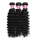 cheap Natural Color Hair Weaves-brazilian virgin hair deep wave 3 bundles brazilian deep wave hair 100 human hair 8 28 brazilian virgin hair