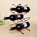 preiswerte Weinregale-Weinregale Gusseisen, Wein Zubehör Gute Qualität KreativforBarware cm 0.15 kg 1pc