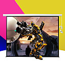 cheap Wedding Gifts-100 Inch 4:3 Motorized Projector Screen