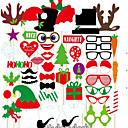 tanie Sztuczny kwiat-1 pokrywa (39pcs) złośliwe artykuły bożonarodzeniowe festiwal sztuk rekwizyty filmowe festiwale
