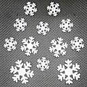 billige Julepynt-Dekorative Mur Klistermærker - 3D mur klistermærker Jul Spisestue