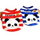 baratos Brinquedos Para Gatos-Gato Cachorro Moletom Pijamas Roupas para Cães Animal Vermelho Azul Lã Polar Ocasiões Especiais Para animais de estimação Homens Mulheres