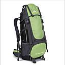 halpa Reput ja laukut-55L Selkäreput / Pyöräily Reppu / Backpack - Vedenkestävä, Hengittävä, Iskunkestävä Retkeily ja vaellus, Kiipeily, Vapaa-ajan urheilu