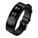 baratos Smartwatches-Pulseira inteligente para iOS / Android Monitor de Batimento Cardíaco / satélite / Chamadas com Mão Livre / Impermeável / Câmera Temporizador / Cronómetro / Monitor de Atividade / Monitor de Sono
