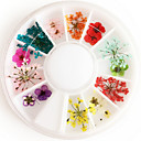 cheap Rhinestone & Decorations-1 pcs Flower / Fashion Daily Nail Art Design
