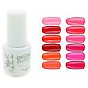 abordables A la venta solo en Europa-Gel UV para esmalte de uñas 0.005 1 Gel de color UV Clásico Empapa de Larga Duración Diario Gel de color UV Clásico Alta calidad