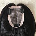 זול פיאות סינטטיות ללא כיסוי-שיער ראמי פיאות ישר מונופילמנט