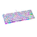 cheap Mouse Pad-motospeed Wired RGB Backlit Blue Switches 84 Mechanical Keyboard Backlit