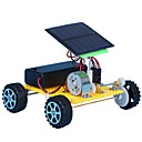 cheap Science & Exploration Sets-Solar Powered Toy Ship Solar Powered DIY ABS Boys' Kid's Gift