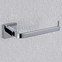 hesapli Tuvalet Kağıdı Tutucuları-Tuvalet Kağıdı Tutacağı Çabuk Açılma Çağdaş Pirinç 1 parça - Otel banyo