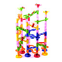 cheap Marble Track Sets-Marble Track Set / Marble Run Novelty 105pcs Kid's Boys'