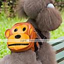 preiswerte Hund Reise Essentials-Hund Rucksack Hundekleidung Cartoon Design Stoff Kostüm Für Sommer Herrn Damen