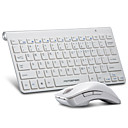 cheap Keyboards-Wireless Mouse keyboard combo Mini AA Battery Office keyboard