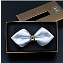 cheap Men's Accessories-Men's Solid Bow Tie - Solid Colored