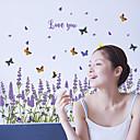 preiswerte Wand-Sticker-Dekorative Wand Sticker - Worte & Zitate Wandaufkleber Mode / Blumen / Worte & Zitate Wohnzimmer / Schlafzimmer / Esszimmer