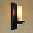 cheap Wall Sconces-Country / Retro Wall Lamps & Sconces Metal Wall Light 110-120V / 220-240V 40W