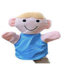 cheap Puppets-Finger Puppets Toys Novelty Textile Cotton 1 Pieces