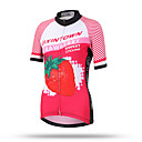 cheap Accessories For GoPro-XINTOWN Women's Short Sleeve Cycling Jersey - Red Bike Quick Dry, Breathable, Sweat-wicking