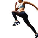 abordables Ropa de fitness, running y yoga-Mujer Retazos / See Through Pantalones de yoga Deportes Sexy, Moda Malla, Licra Pantalones / Sobrepantalón Pilates, Ejercicio y Fitness,