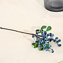 billige Kunstig Blomst-Kunstige blomster 1 Gren Pastorale Stilen Planter Bordblomst