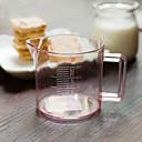 abordables Herramientas de Medición-Herramientas de cocina El plastico Cocina creativa Gadget Herramienta de medición para la empanada 1pc