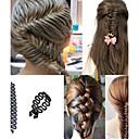 baratos Acessórios de Cabelo-Plástico Ferramenta de cabelo com 1 Casamento / Ocasião Especial / Casual Capacete
