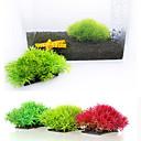 billige Akvarie Dekor og underlag-Akvarium Dekorasjon Vannplante Kunstig Plast