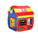 baratos Dardos, Frisbees e bumerangues-Cabanas & Túneis para Crianças / Brinquedos de Faz de Conta Novidades Náilon Para Meninas Crianças Dom