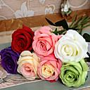 billige Kunstig Blomst-Kunstige blomster 1 Gren Enkel Stil Roser Bordblomst