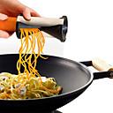 billige Frukt & Grønnsaks-verktøy-1pc kjøkken Verktøy Plast Kreativ Kjøkken Gadget Skreller & Rivjern for Vegetabilsk