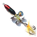 cheap Fishing Lures & Flies-1 pcs Fishing Lures Hard Bait Plastic / Metal General Fishing