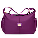 cheap Shoulder Bags-Women's Bags Nylon Crossbody Bag for Casual Blue / Black / Purple