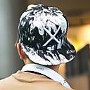 abordables Gorros, Sombreros, Calcetines para Correr-Unisex Algodón Sombrero para el sol Gorra de Béisbol Retazos