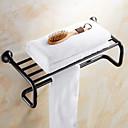 preiswerte Handtuchhalter-Badezimmer Regal Antike Messing 1 Stück - Hotelbad Doppelbett(200 x 200)