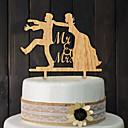 baratos Decorações para Casamento-Aniversário / Festa de Casamento Madeira Mistura de Material Decorações do casamento Tema Clássico Inverno Primavera Verão Outono Todas