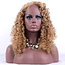 رخيصةأون باروكات تنكرية-شعر ريمي دانتيل في الأمام شعر مستعار Kinky Curly 130٪ كثافة 100% مربوط باليد شعر مستعار أفرو-أمريكي شعري طبيعي قصير متوسط طويل للمرأة
